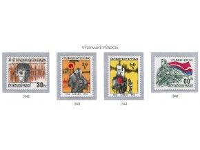 ČS 1942-1945 významné výročia