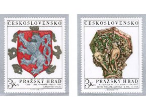 ČS 1959-1960 Pražský hrad