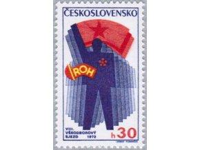 ČS 1972 / 1963 / Všeodborový zjazd **