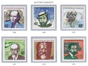 ČS 1968-1973 Osobnosti