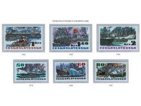 ČS 1979-1984 Námorné lode