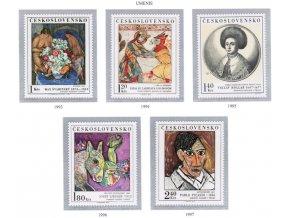 ČS 1972 / 1993-1997 / Umenie **
