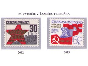 ČS 1973 / 2012-2013 / Február 1948 **