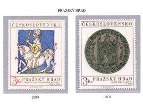 ČS 1973 / 2030-2031 / Pražský hrad **