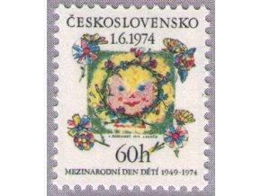 ČS 1974 / 2090 / Deň detí **