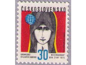ČS 1975 / 2126 / Rok ženy **