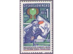 ČS 1976 / 2193 / Stolný tenis **