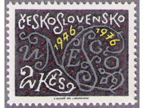 ČS 1976 / 2211 / 30. výročie UNESCO **