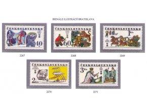 ČS 2267-2271 BIB 1977