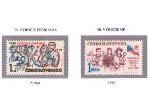 ČS 1978 / 2294-2295 / Február 1948 a NF **