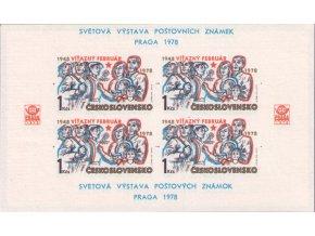 ČS 1978 / 2294 H / Február 1948 **