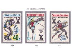 ČS 1978 / 2308-2310 / ME v ľahkej atletike **