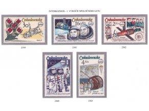ČS 2359-2363 Interkozmos