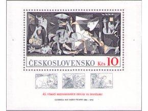 ČS 1981 / 2496 H / Picasso: Guernica **