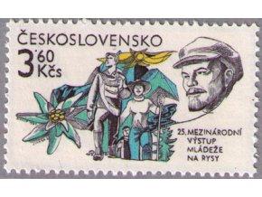 ČS 1981 / 2501 / Výstup na Rysy **