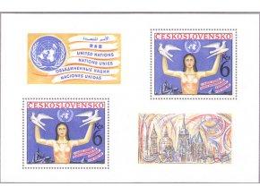 ČS 1982 / 2541 H / Zasadanie VZ OSN **