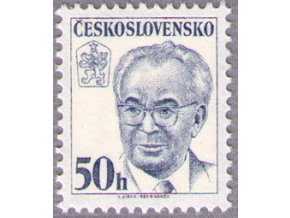 ČS 1983 / 2574 / G. Husák **