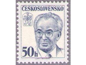 ČS 2574 G. Husák