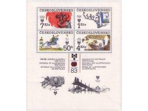ČS 1983 / 2604 H / BIB 1983 **