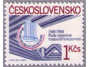 ČS 1984 / 2628 / Výročie RVHP **