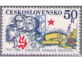 ČS 1984 / 2661 / Výročie SNP **