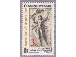 ČS 1985 / 2683 / 100. výročie UMPRUM **