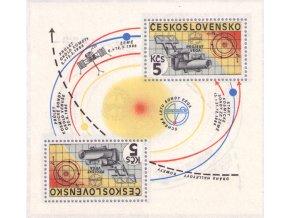 ČS 2692 H Halleyova kométa