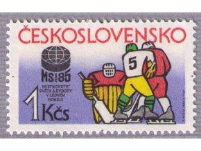 ČS 1985 / 2693 / MS v ľadovom hokeji **