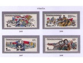 ČS 1985 / 2695-2698 / Významné výročia **