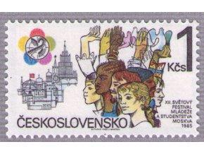 ČS 1985 / 2705 / Festival mládeže **