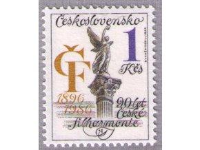 ČS 1986 / 2731 / 90 rokov Českej filharmónie **