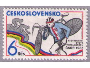 ČS 1987 / 2778 / MS v Cyklokrose **