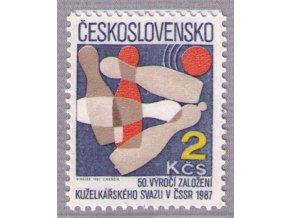 ČS 1987 / 2779 / Kolkársky zväz **