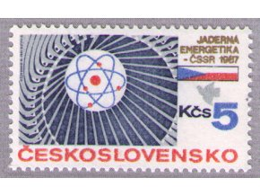 ČS 1987 / 2789 / Jadrová energetika **
