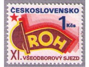 ČS 1987 / 2790 / Všeodborový zjazd **