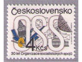 ČS 1987 / 2810 / Organizácia spojov **