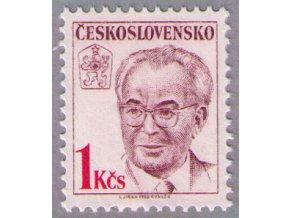 ČS 1988 / 2825 / G. Husák **