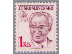 ČS 2825 G. Husák