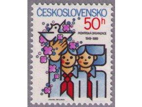 ČS 2891 40. výročie PO