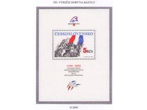 ČS 2896 H Výročie dobytia Bastily
