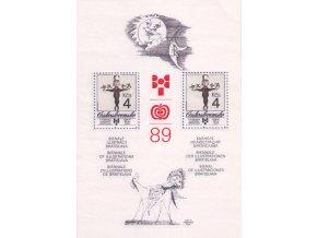 ČS 1989 / 2908 H / BIB 1989 **