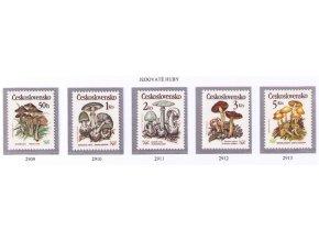 ČS 1989 / 2909-2013 / Jedovaté huby **