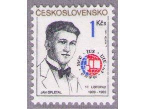 ČS 1989 / 2916 / Výročie 17. novembra **