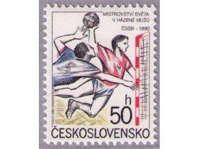 ČS 1990 / 2929 / MS v hádzanej **