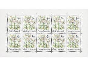 ČS 1990 / 2933 PL / Záhradné kvety **