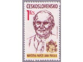 ČS 2938 Návšteva Jána Pavla II