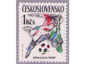ČS 2941 MS vo futbale Taliansko 90