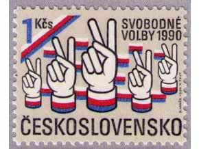 ČS 2942 Slobodné voľby