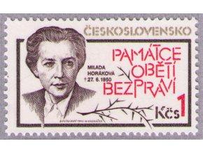 ČS 1990 / 2946 / Milada Horáková **