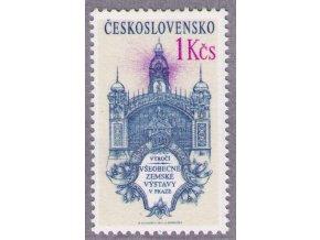 ČS 2977 100. výročie výstavy